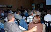 Attendees at BLUP course as part of 2009 Farmers Day.